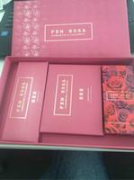 2017 nieuwe karrueche x colourpop make-up set fem rosa pr collection kit op voorraad Gratis verzending DHL