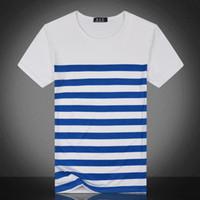 Abbigliamento da uomo straniero manica corta Stripe T Pietà Cultura Indumento superiore sfoderato Personalizzato WIHS Camicie Zipper Poloshirt Uomo