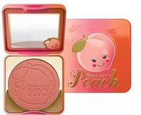 2017 T Sweet Peach Papa Peach Papa는 복숭아 블러쉬 한 색상 홍당무 설탕 팝 완전히 귀여운 고양이 눈 A08