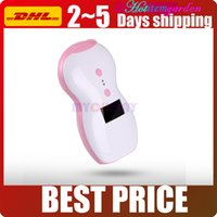 Home Use Handheld Safety Eeffective Pink IPL Permanent Hair ...