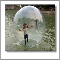 سعر المصنع أعلى جودة 2.0 متر المياه المشي الكرة zorb الكرة نفخ نفخ حجم الكرة الهامستر الإنسان للبيع
