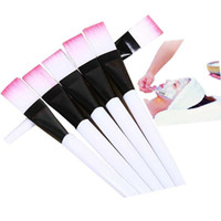 DIY Facial Mask Brush Makeup Pink Brushes Eyeshadow Brushes DIY Mask tools Cosmetic Brushes Soft Hair Makeup