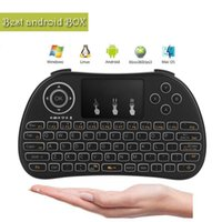 New P9 Mini Wireless Keyboard 2. 4GHz Fly Air Mouse with Touc...