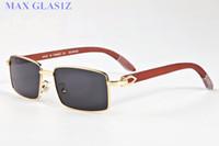 mens mulheres novo esporte fashion madeira óculos evidências sol óculos atitude full frame óculos polarizados vem com embalagem original