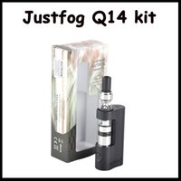 Authentic Justfog Q14 Compact Kit with 1. 8ml Liquid Capacity...