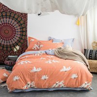 modern geometric shabby chic bedding set queen size king size bed sheet duvet cover cm 100 cotton home textiles