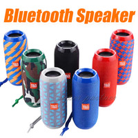 TG117 Bluetooth Portable Speaker Double Horn Mini Outdoor Po...