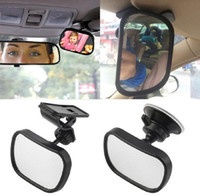 Universal Car Rear Seat View Mirror Baby Child Safety With C...