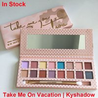 Kylie Jenner Cosmetics Take Me On Vacation Eyeshadow Palette...