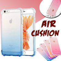 Air Cushion Anti- knock Gradient Color Shockproof Protection ...