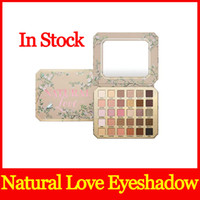 Hot New Faced eyeshadow palettes Natural Love Eye Shadow Col...