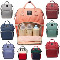 14 Colors New Multifunctional Baby Diaper Backpack Mommy Cha...