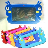 Anti Dust Kids Child Soft Silicone Rubber Gel Case Cover For...