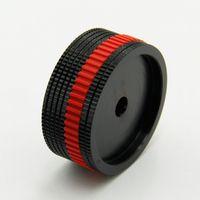 Freies verschiffen 40mm schalter knopf HIFI elektronische potentiometer knopf DIY Digitalteil Lautstärkeregler Röhrenverstärker knopf