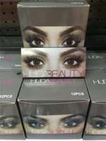 H DA False Eyelashes Eyelash Extensions handmade Fake Lashes...