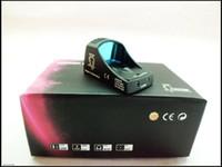 Tactical Quick stacca mount Docter 3 III Tactical Black Auto Regolazione della luminosità mini red dot sight cannocchiale per Airsoft Hunting