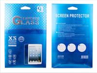 9 H 8 인치 / 10 인치 강화 유리 보호 상자 포장 상자 iPad 미니 / iPad 2 3 4에 대 한 도매 빈 상자