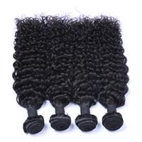 9a девственные бразильские волосы малайзийский перуанский монгольский камбоджийский Индийский необработанный Джерри вьющиеся бразильские пучки волос лучшие человеческие волосы плетение