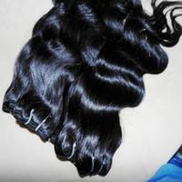 رغبتي جميلة نجمة أرخص معالجتها بيرو نسج الشعر البشري 6 حزم ينسج امتدادات جديدة