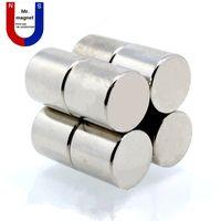 20 stücke Heißer verkauf 12 * 12 D12 * 12mm 12x12 D12x12mm 12 * 12mm 12x12mm 12mm * 12mm seltene erde neodym magneten NdFeB N35 grade mit Ni beschichtung