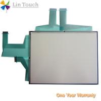 NEU NS12-TS01-V1 NS12-TS00B-ECV2 NS12-TS01B-V2 HMI-SPS-Touchscreen-Panel Membran-Touchscreen Zur Reparatur von Touchscreen