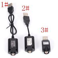 EGO USB Ladegerät lang kurzes Kabel Ladegerät mit IC Schutz für EGO Ego-T Ego-Q EVOD Twist 510 Gewinde Bud Touch E Cig Batterie