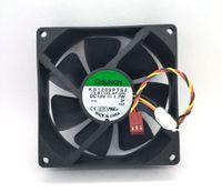 Новый оригинальный SUNON KD1209PTS2 DC12V 1.7 W 1.6 W 90*90*25 мм 3 линии компьютер вентилятор охлаждения