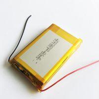 Modèle 135178 3.7V 6000mAh Lithium Polymer Li-Po batterie rechargeable pour téléphone portable DVD PAD banque GPS Alimentation Caméra E-books Recoder TabletPC