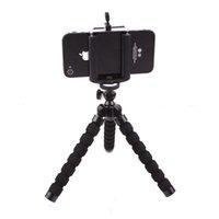 Mini flexibler Stativ-360-Standplatz-Universaltelefon-Halter-Stative mit Clip Compact für iPhone Samsung GPS-Kamera für Samsung
