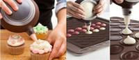 도매 - 새로운 실리콘 마카롱 마카롱 과자 오븐 베이킹 몰드 시트 매트 30- 캐비티 DIY 몰드 베이킹 매트 핫 세일