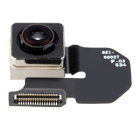 """20PCS الخلفي الخلفي وحدة الكاميرا الرئيسية فليكس استبدال قطع الغيار لابل اي فون 6S زائد 5.5 """"دي إتش إل الحرة"""