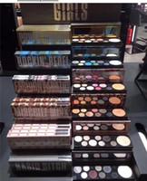 YAZ Sınırlı Sayıda Kız Göz Farı Paletleri Makyaj Paletleri Kız Koleksiyonu 9 Renk Göz Farı Paleti