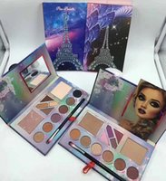 New brand makeup 12 color Pro- palette Eyeshadow Highlighter ...