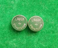 5000PCS 1.5V 0٪ زئبق الرصاص AG4 LR626 377A SR626 بطارية زر الخلية، وخلايا عملة 177 قلوية