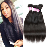 Wholesale Cosy Silky Straight Virgin Human Hair 3 and 4 bund...