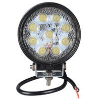 4 Inch 27W 12V- 24V LED Work Light for Indicators Motorcycle ...
