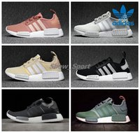 Adidas NMD R1 Nomad Runner Bright Cyan 3M Boost Gray White