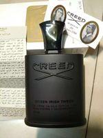 Commerci all'ingrosso GREEN IRISH TWEED incenso profumo per gli uomini di Colonia 120ml con il tempo duraturo buon odore di buona qualità capactity alta fragranza