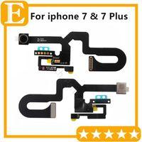 Neue vorderseite kamera modul flex kabel für iphone 7g 4,7 '' 7 plus 5,5 '' kamera ersatzteile 30 stücke