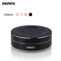 Original Remax RB-M13 Portable Bluetooth Haut-Parleur Mini Coloré Subwoofer Ronde Haut-parleurs Sans Fil HD Sound Support TF Carte Mieux Charge 3