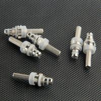 Yedek MT3 Tankı eGo CE4 Cartomizer Alt Isıtma Bobinleri GS H2 için 2.4 ml eCig Vape Kalemler Buharlaştırıcı Mini Protank 1 2 Atomizer