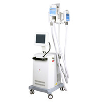 professional 3 handles laser vacuum cold cool cryo therapy f...