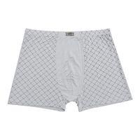 Nuovi uomini 95% fibra di bambù intimo maschile traspirante boxer pantaloncini da uomo biancheria intima moda plus size 8XL, 11XL 5PCS / LOT