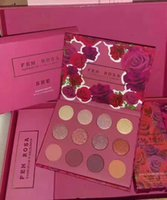 NEW ColourPop Fem Rosa Set 12 color Eye shadow + 3 color Hig...