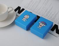 Doraemon Halskette Schmuckschatullen High Grade Schmuck Verpackung Display-Boxen Gelegentliche Lieferung 850 Gramm Pappe