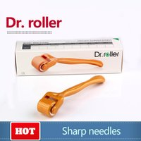 New Arrival Dr. roller 192 with Sharp Needles Derma roller ul...