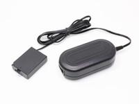 Spedizione gratuita ACK-E10 Adattatore CA CA-PS700 + Accoppiatore CC DR-E10 Kit Per CANON EOS 1100D Kiss X50 Rebel T3