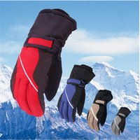 Windstopper Outdoor Sports Snowboard Skiing Gloves Woman Ski...