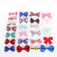 Everweekend Baby Girls Western Stripes Bows Hair Clips Hairp...