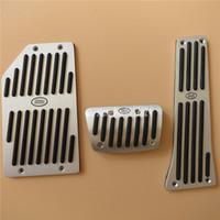 Аксессуар для KIA Sorento CADENZA K7 K5 подставка для ног на педали акселератора, автомобиль стайлинг наклейка крышка
